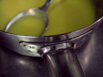 Überetscher Weißweinsuppe
