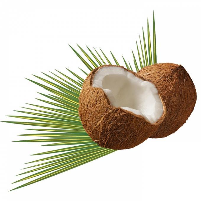 Kokosmousse